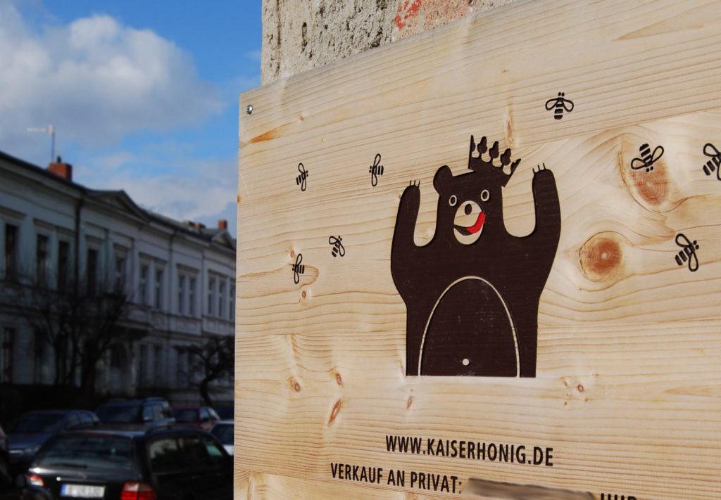 Kaiserhonig in Tempelhof