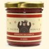 Erdbeere Balsamico Honigcreme großes Glas