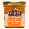 Orange Ingwer